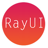 RAY UI APEX/NOVA/GO/ADW/HOLA