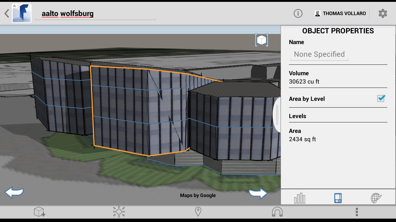Autodesk FormIt - screenshot