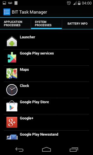 玩免費生產應用APP|下載BIT Task Manager (Task Killer) app不用錢|硬是要APP