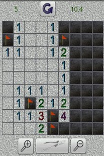 Adventures of Minesweeper- screenshot thumbnail
