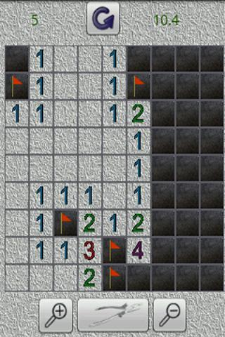 Adventures of Minesweeper- screenshot