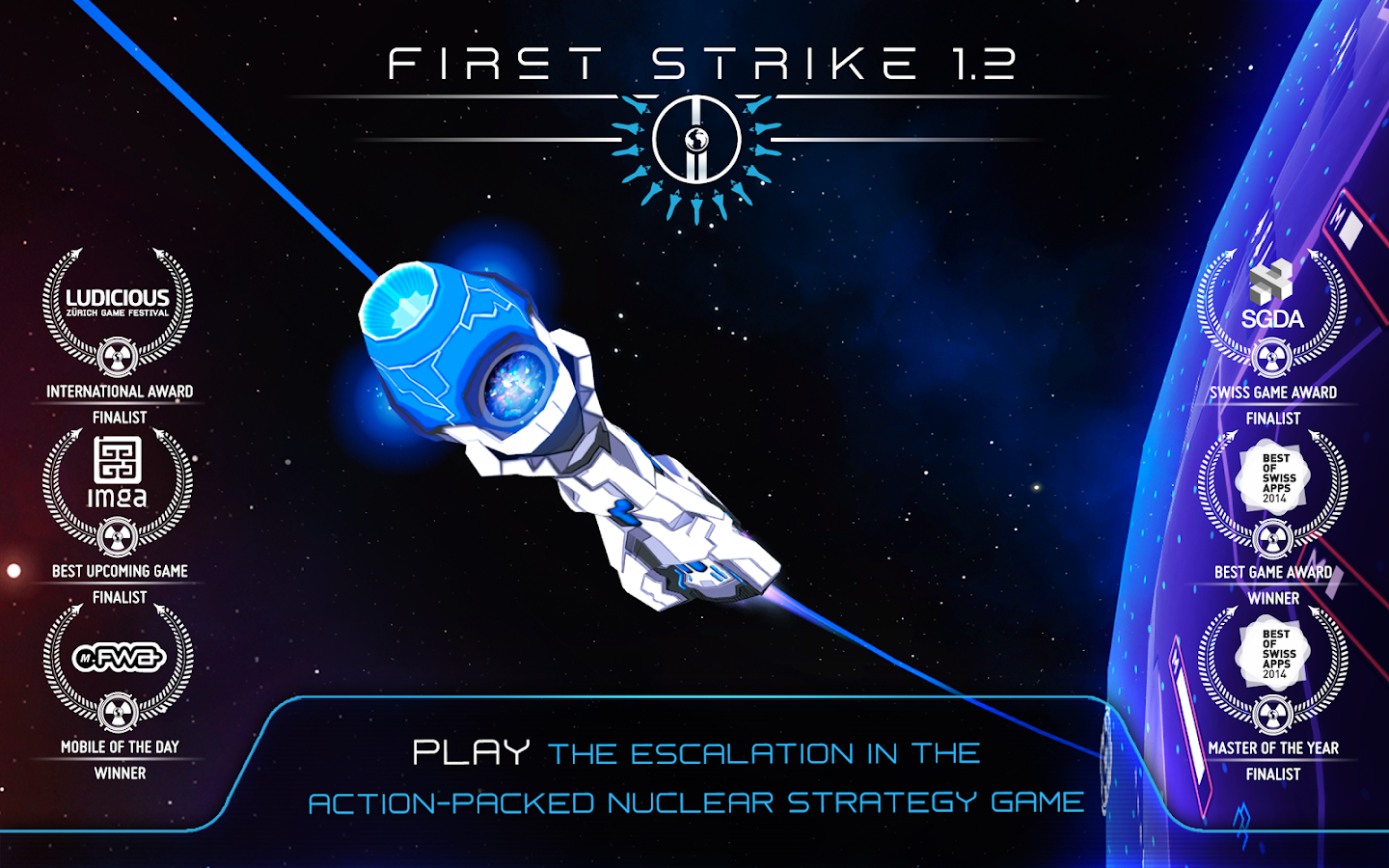 First Strike 1.2 - screenshot