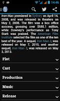 Screenshot of Tyoki for Wikipedia