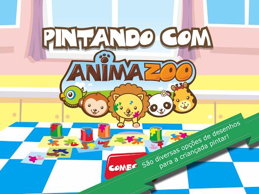 Animazoo: Painting Friends
