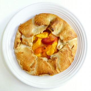 Rustic Stone Fruit Pie