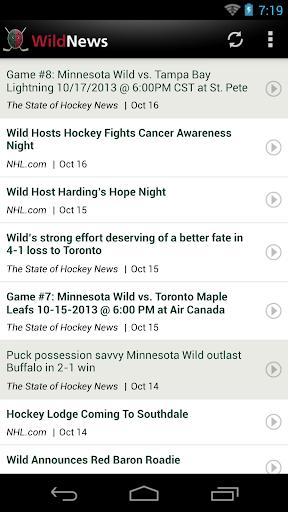 Minnesota Hockey News for PC