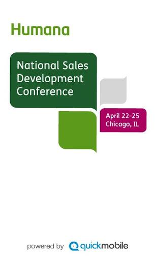Humana Sales Conference NSDC13