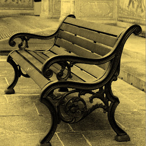 by Varun Jain - Artistic Objects Furniture ( bench, object, furniture, public )
