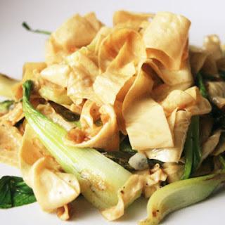 Tofu Skin Noodles