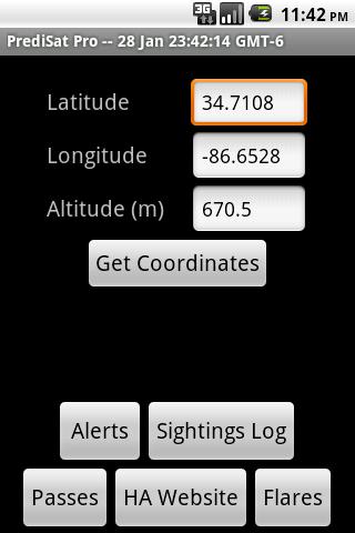 PrediSat Pro- screenshot