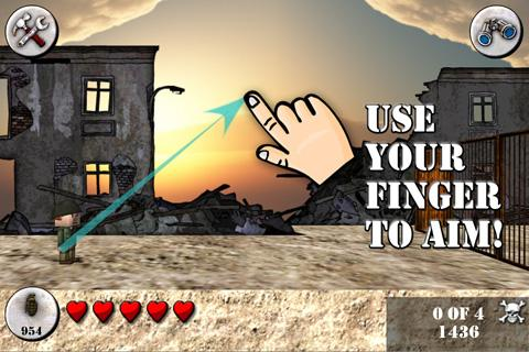 Angry World War 2 FREE 1.3 screenshots 1