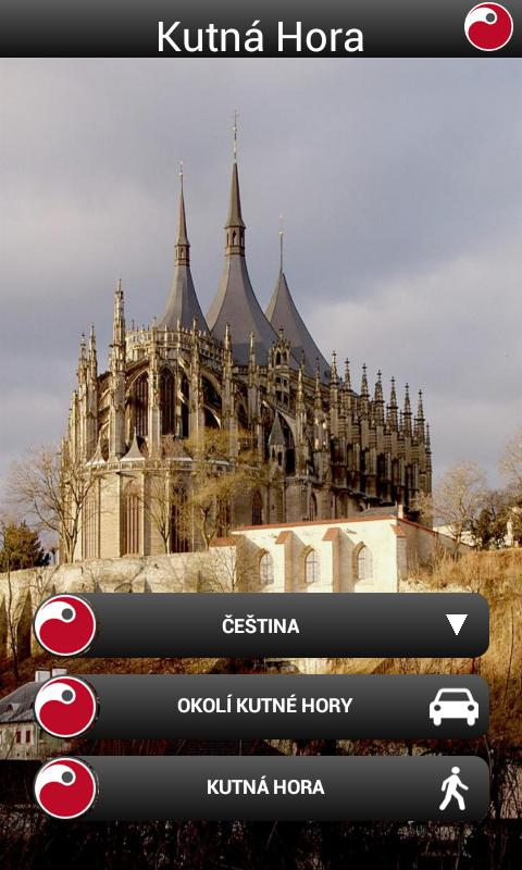 Kutná Hora - audio tour - screenshot