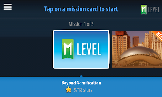 mLevel- screenshot thumbnail