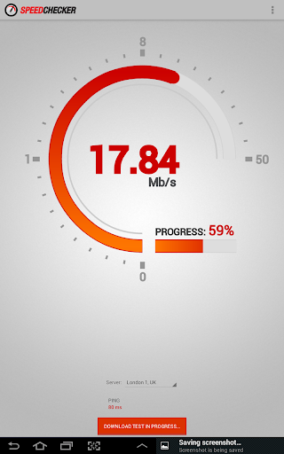 Internet Speed Test 4G, 3G, LTE, Wifi, GPRS  screenshots 7