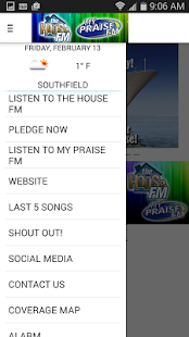 The House FM / My Praise FM - screenshot thumbnail