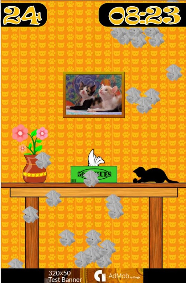 Paper Cat- screenshot