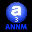 accessのオールナイトニッポンモバイル 第3回 logo