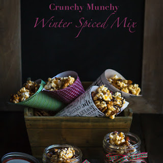 Cruncky Munchy Winter Spiced Mix