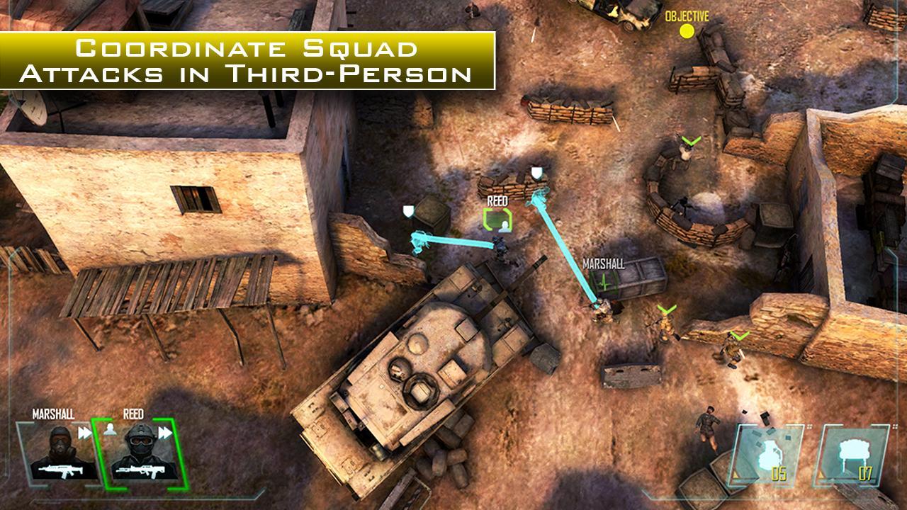 Call of Duty®: Strike Team screenshot #2