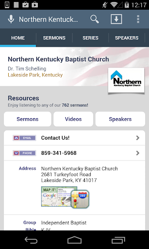 Northern Kentucky Baptist
