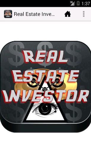 Real Estate Investor App
