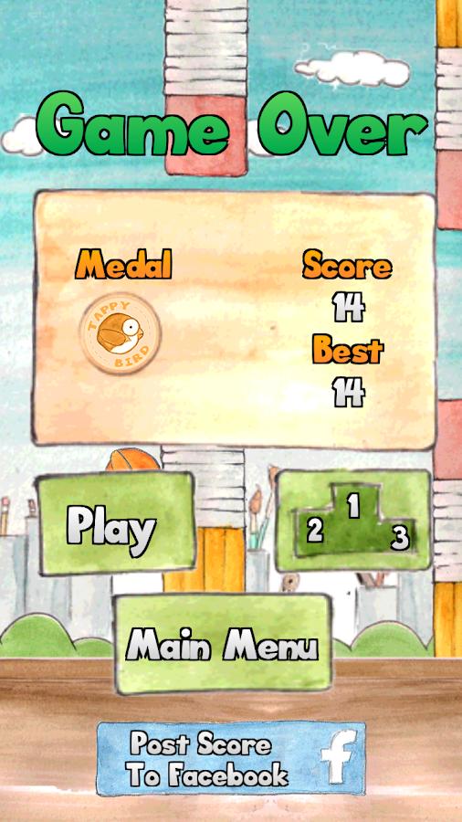 Tappy Bird - screenshot