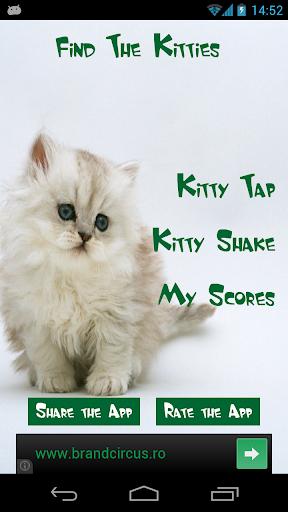 Find The Kitties