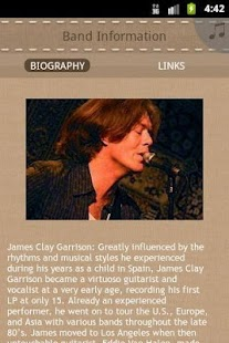 James Clay Garrison - screenshot thumbnail