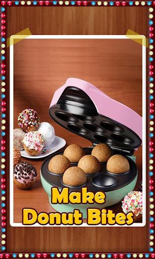 Maker - Donuts Bites