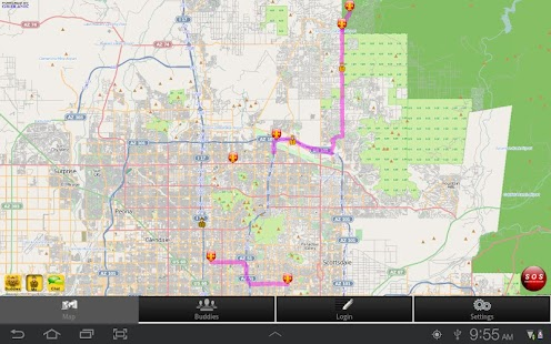 GeoScout- screenshot thumbnail
