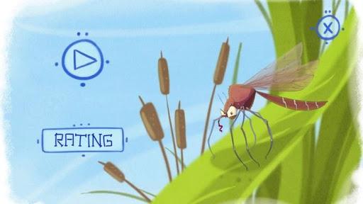 疟疾蚊子捕食者杀死