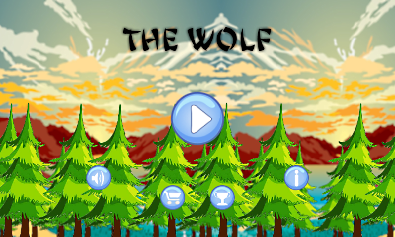 The Wolf - screenshot