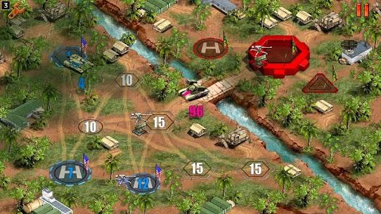 Modern Conflict 2 Mod Apk (Unlimited Money) 5