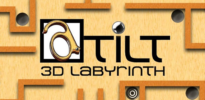 Download Free Android Game aTilt 3D Labyrinth Full Version