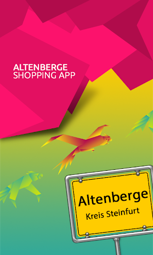 Altenberge Shopping App
