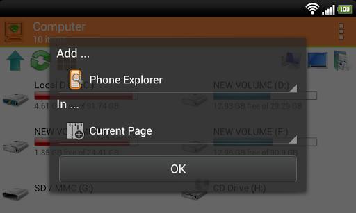 WiFi PC File Explorer Pro  screenshots 4