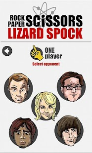 Rock Paper Sciss. Lizard Spock- screenshot thumbnail