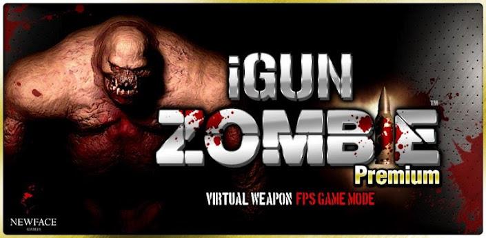 iGun Zombie - Premium
