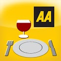 2013 AA Restaurant Guide logo