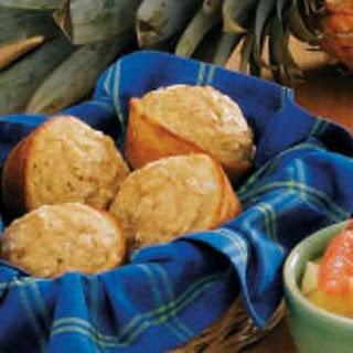Applesauce Oat Muffins Recipe