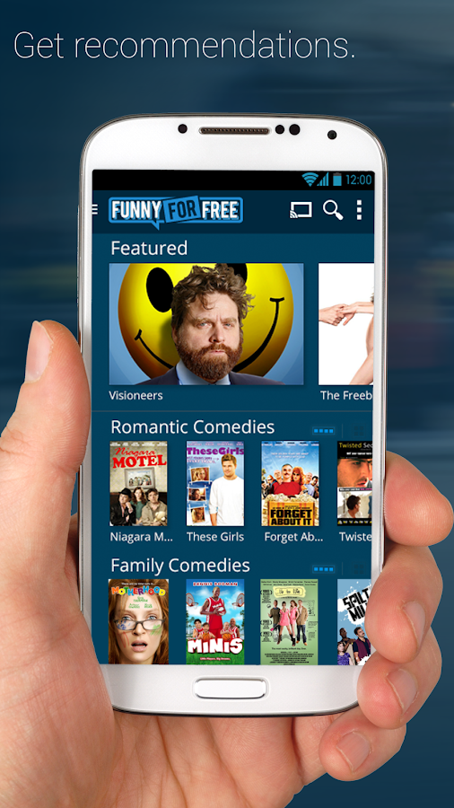 FunnyForFree Videos 'n Movies- screenshot