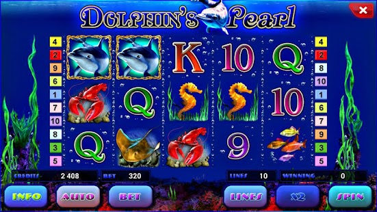 slot games online for free dolphin pearls
