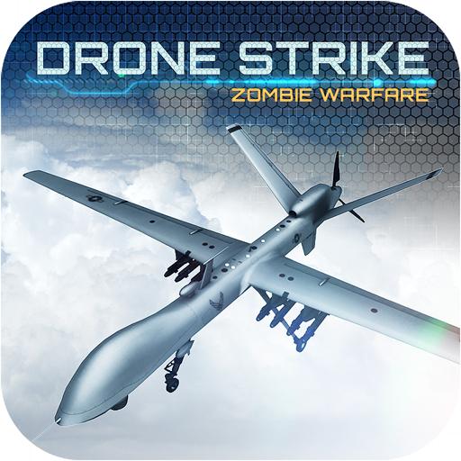 Drone Strike Flight Simulator