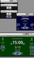 Screenshot of Home Poker Tools - Clock