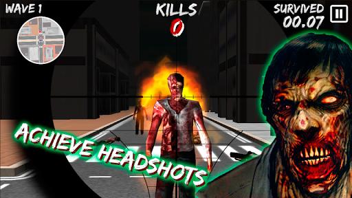 Zombie Sniper Game 1.08 screenshots 2