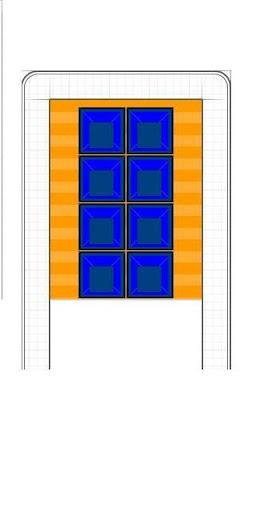 block piano