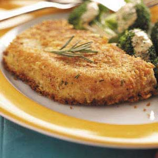 Crusted Pork Chops.