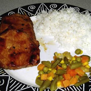 Lemonade Pork Chops.