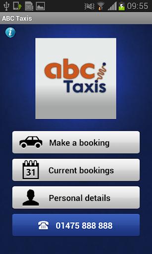 【免費交通運輸App】ABC Taxis.-APP點子