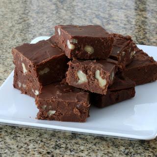 Quick Chocolate Fudge